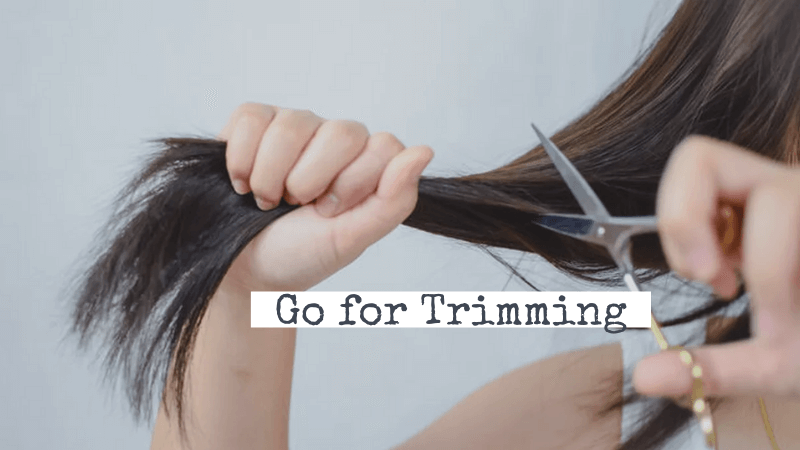 go for trimming