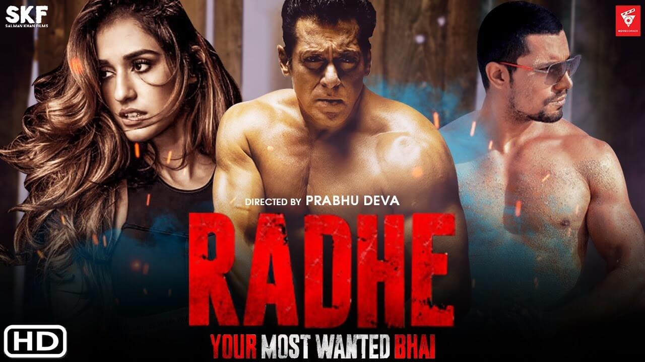 'Radhe: Your Most Wanted Bhai' movie leaked online on TamilRockers and Telegram