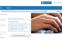 How Can I Start SBI Net Banking Online Registration?